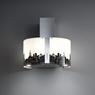 Island cooker hoods - New York