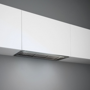 Designer cooker hoods - Virgola No-Drop