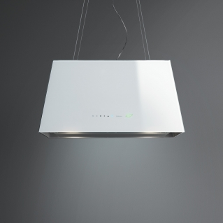 Wall-mounted cooker hoods - Lumière E.ion