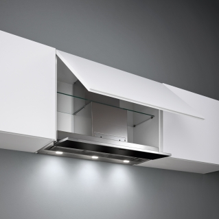Built-in cooker hoods - Move