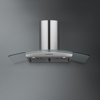Wall-mounted cooker hoods - Astra