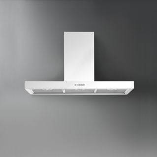 Wall-mounted cooker hoods - Plane White